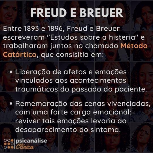 Freud e Breuer, Freud em Viena