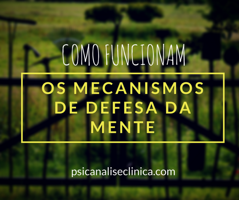 mecanismos-defesa-psicanalise