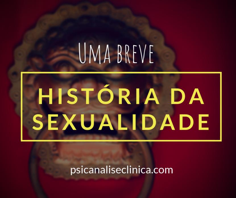 breve história da sexualidade resumo