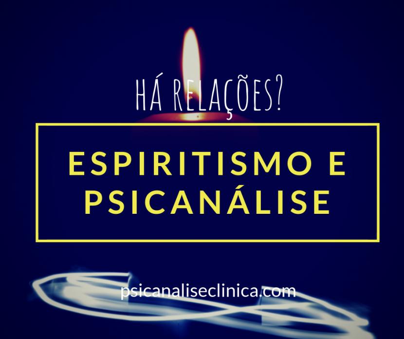 espiritismo psicanalise kardec chico xavier freud