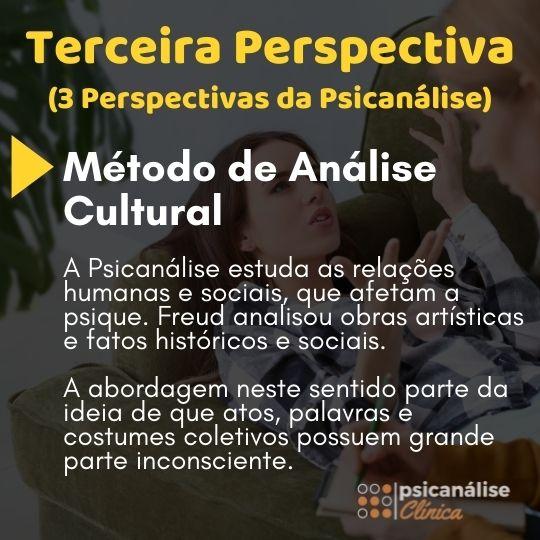 psicanálise como instrumento de análise social e cultural