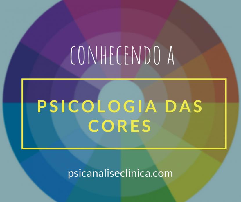 Psicologia Das Cores 7 Cores E Seus Significados