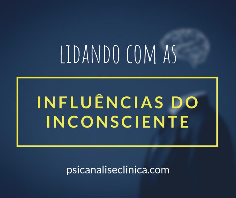 influências do inconsciente