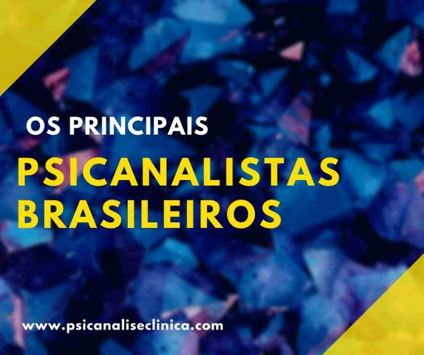 psicanalistas brasileiros