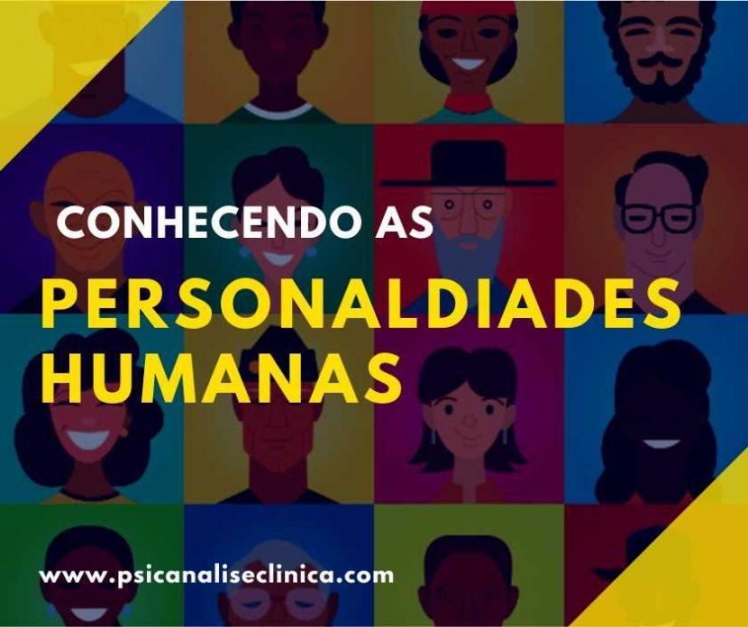 16 personalidades