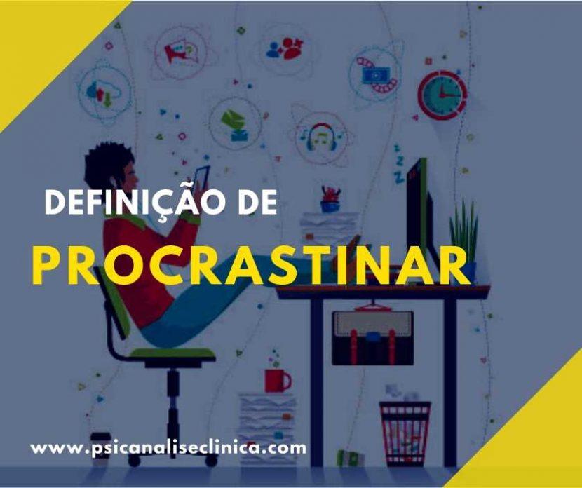 procrastinar