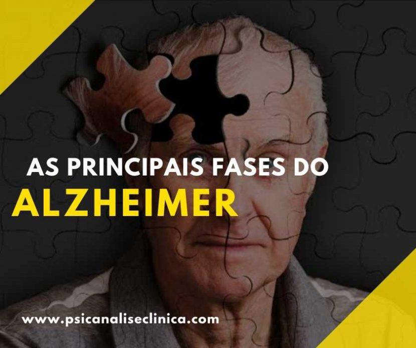 fases do Alzheimer