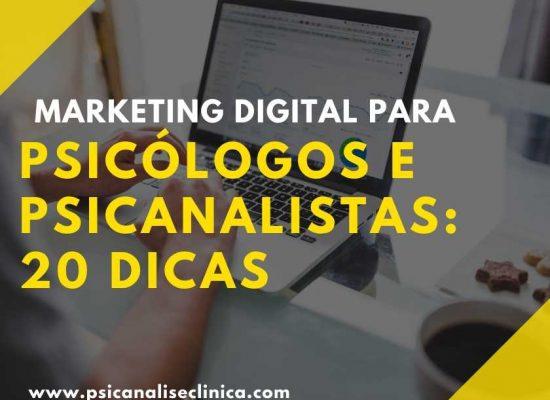marketing digital para psicólogos