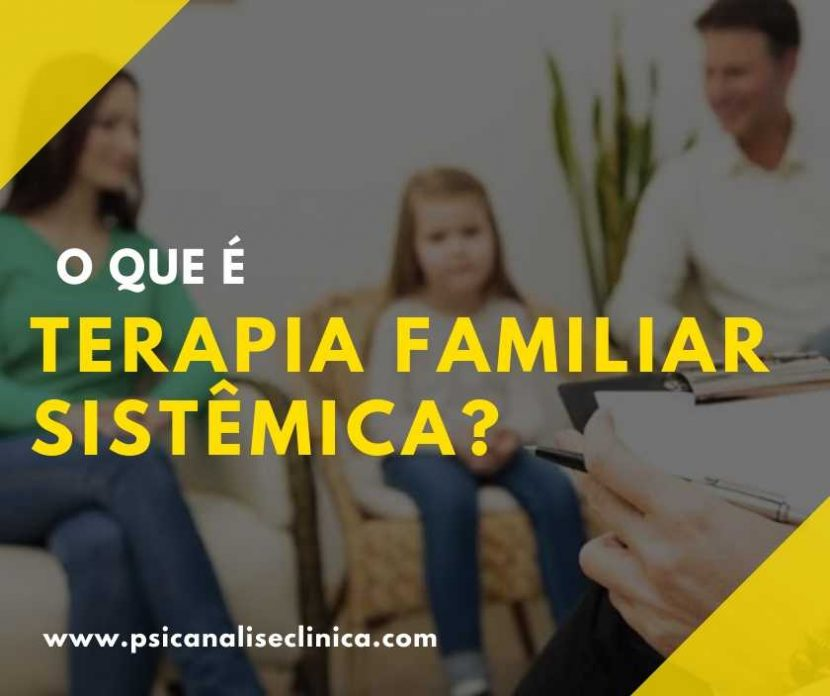 Terapia Familiar Sistêmica