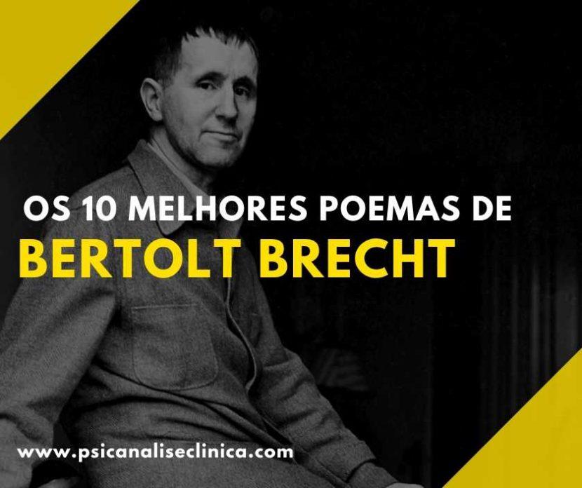 Poemas de Bertolt Brecht