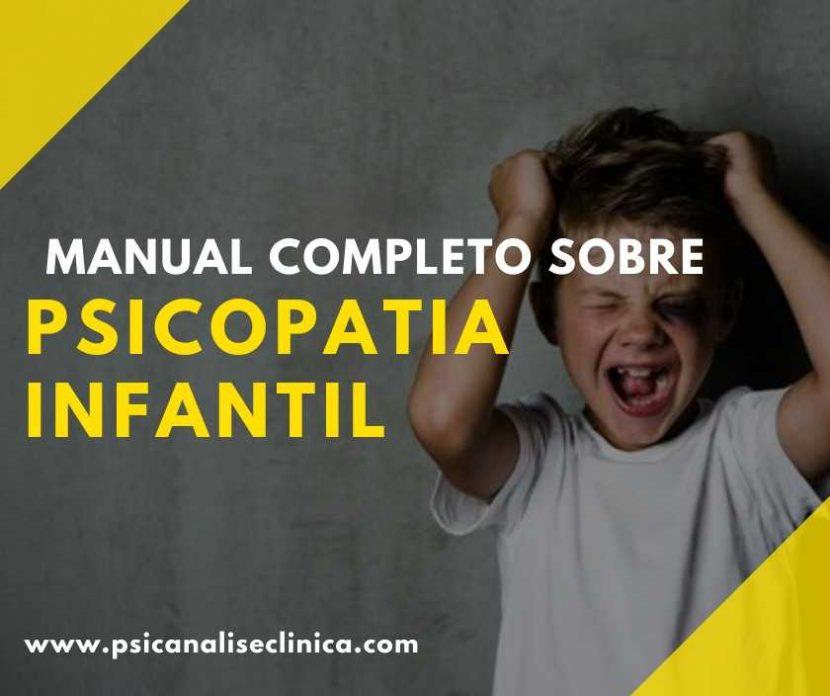 psicopatia infantil