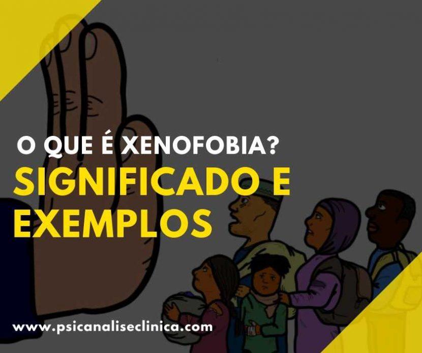 xenofobia