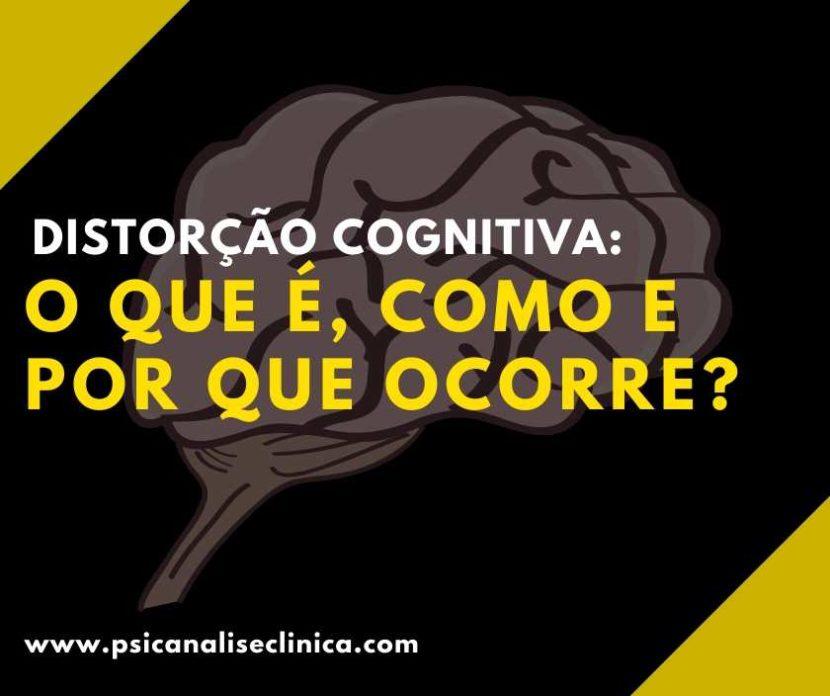 distorção cognitiva