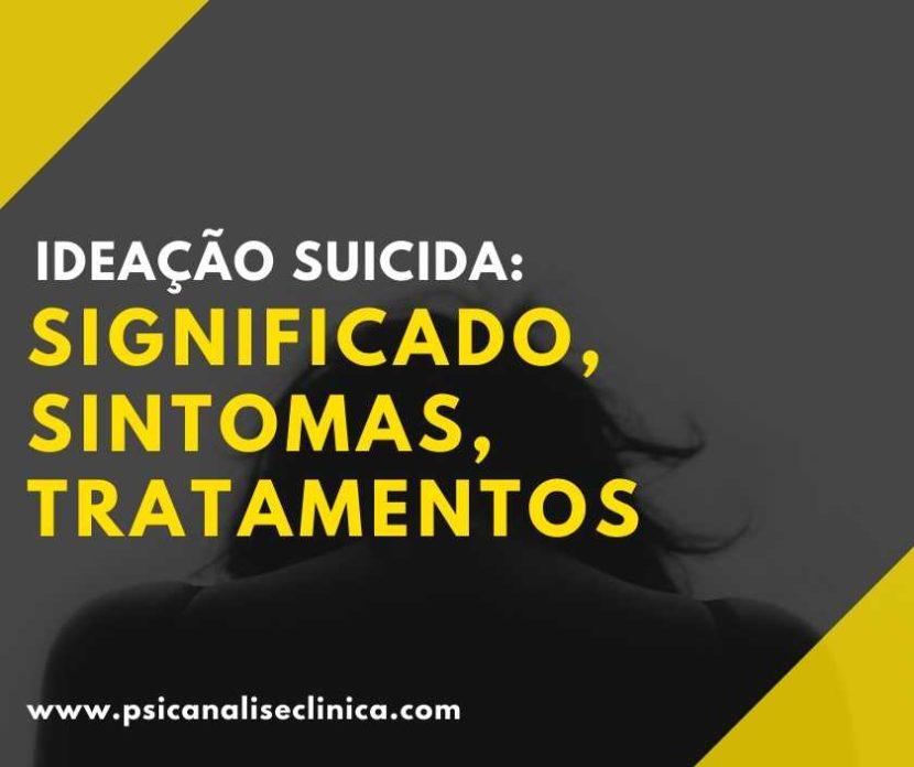 ideação suicida