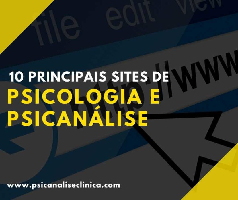 sites de psicologia e psicanálise