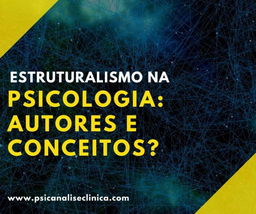 Estruturalismo na Psicologia