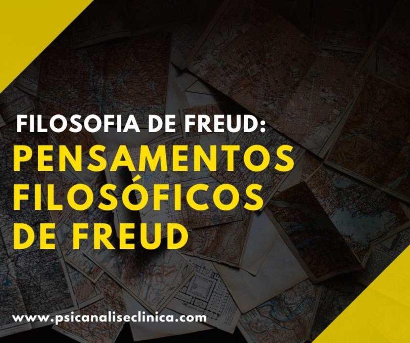 filosofia de Freud