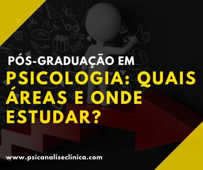 Pós-Graduação em Psicologia