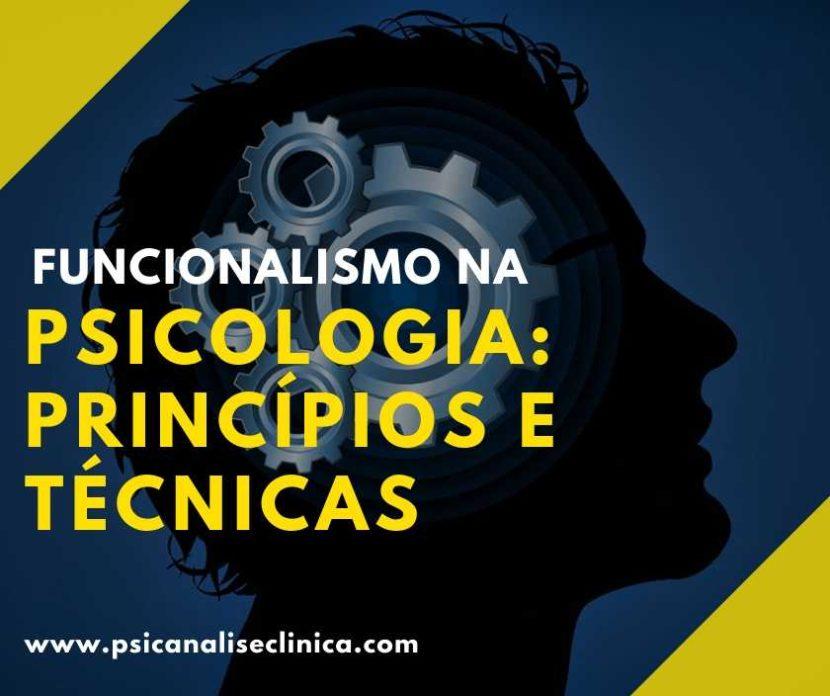 funcionalismo na psicologia