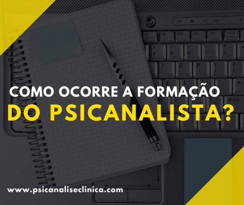 formação do psicanalista