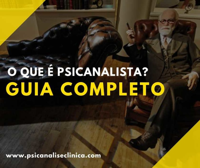 o que é psicanalista, o que é ser psicanalista