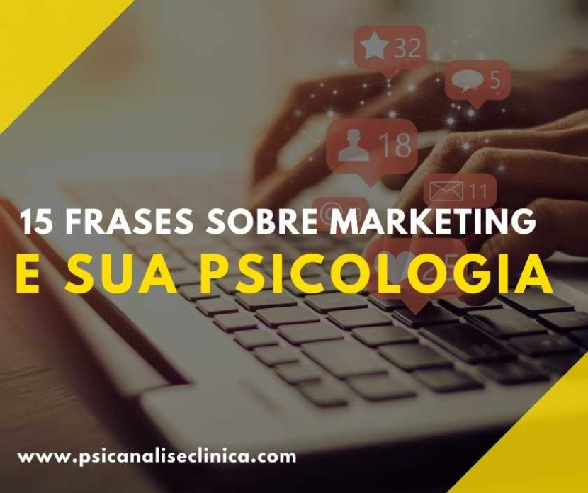 frases marketing e sua psicologia