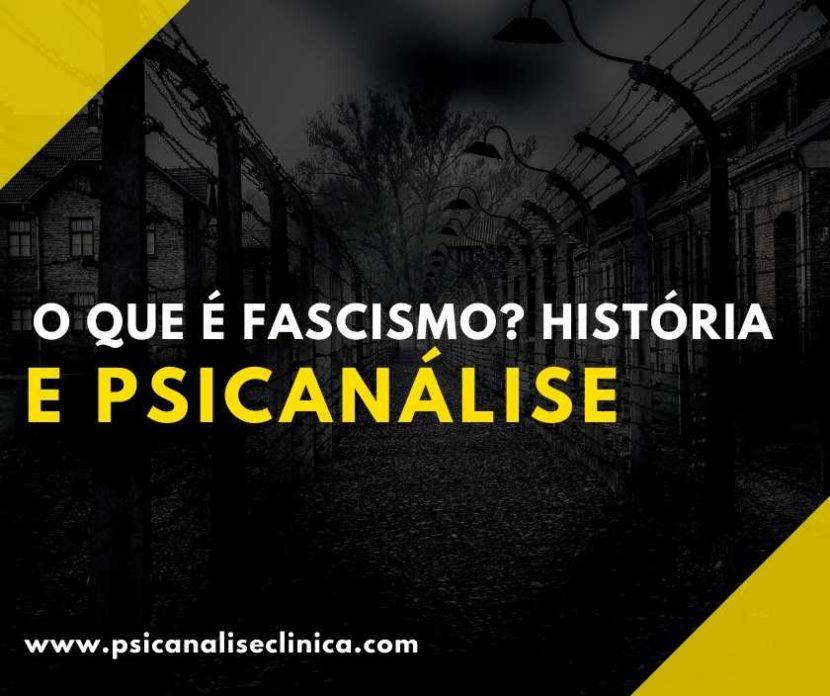 fascismo e psicanálise
