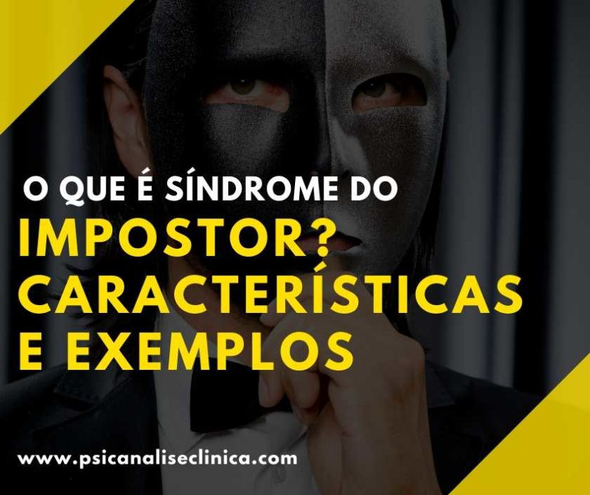 síndrome do impostor