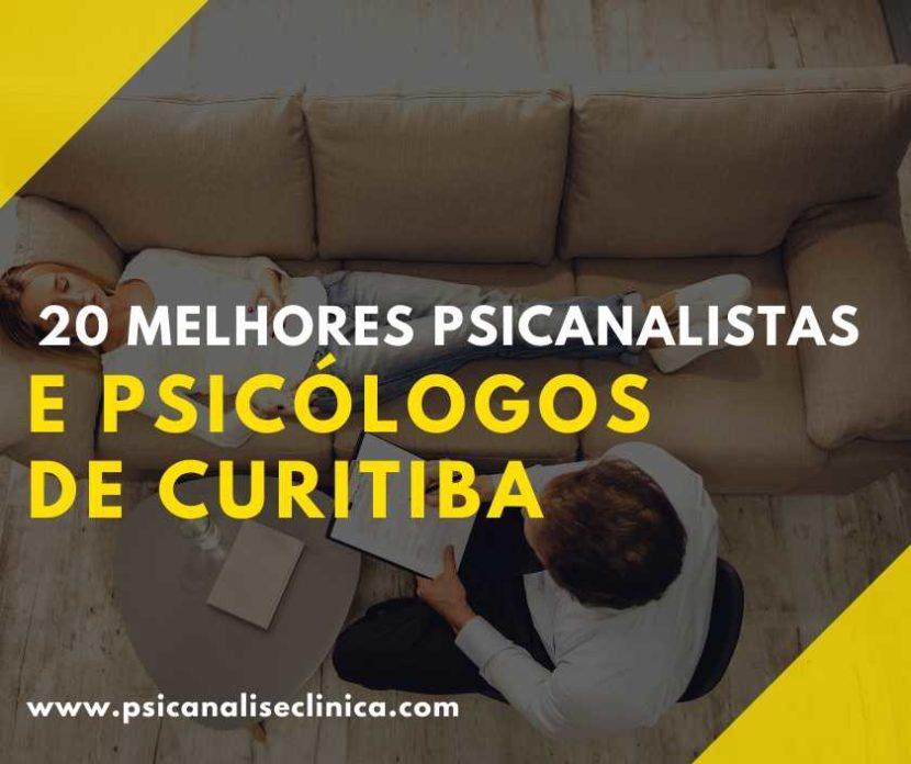psicanalistas de curitiba