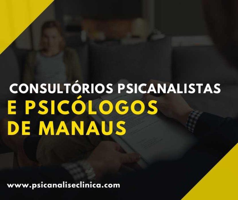 psicólogos de manaus
