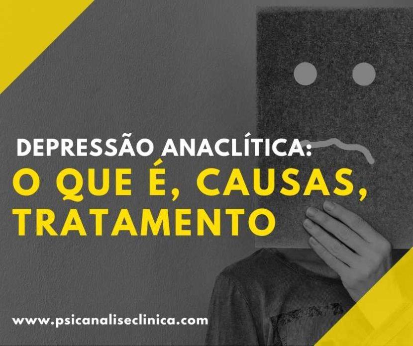 tratamento para depressão anaclítica