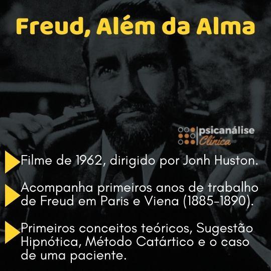 filme Freud Além da Alma Resumo