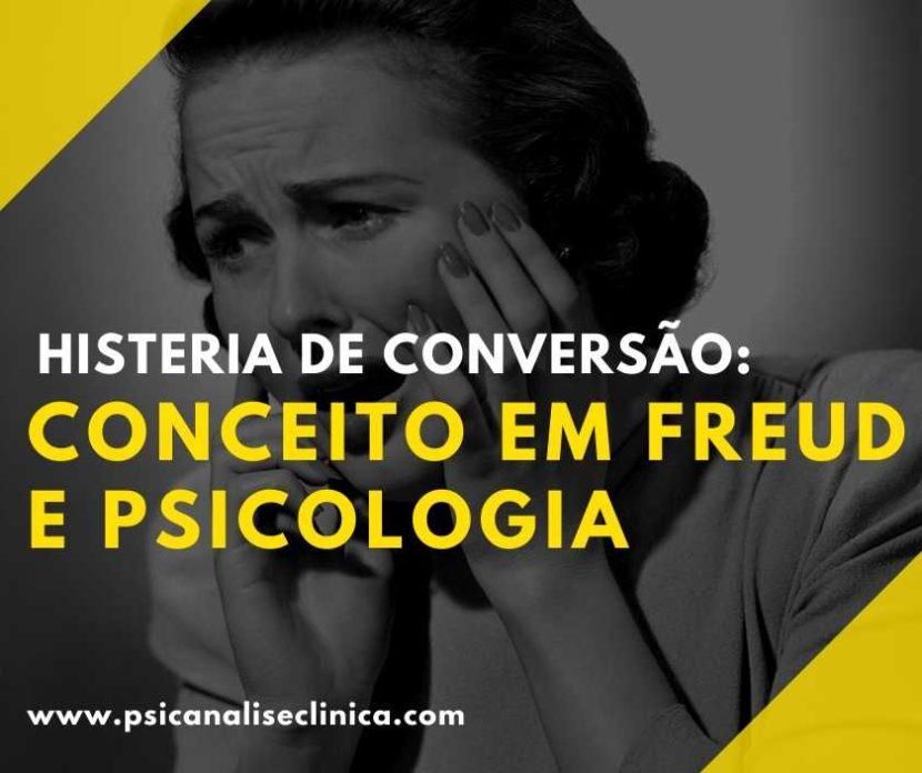 histeria e psicologia