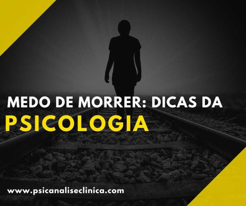 medo de morrer e psicologia
