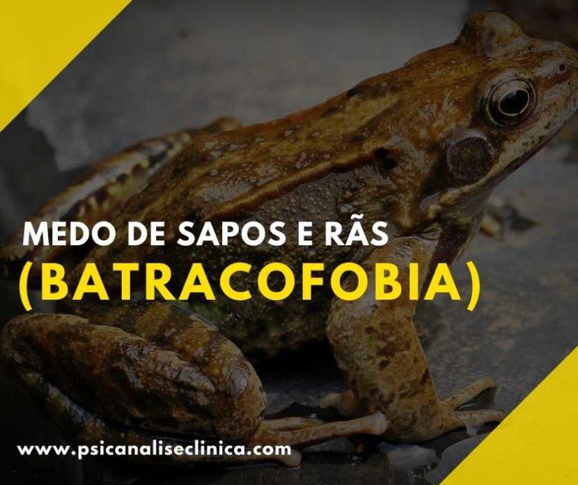 batracofobia