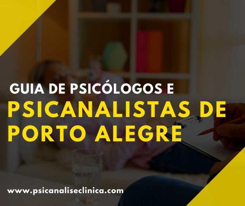 Psicólogos de Porto Alegre