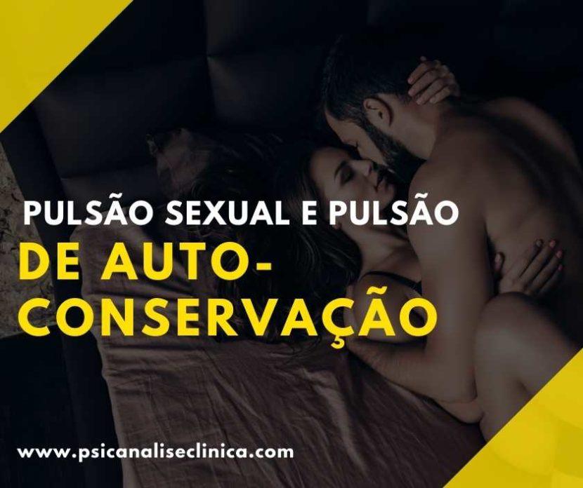pulsão sexual