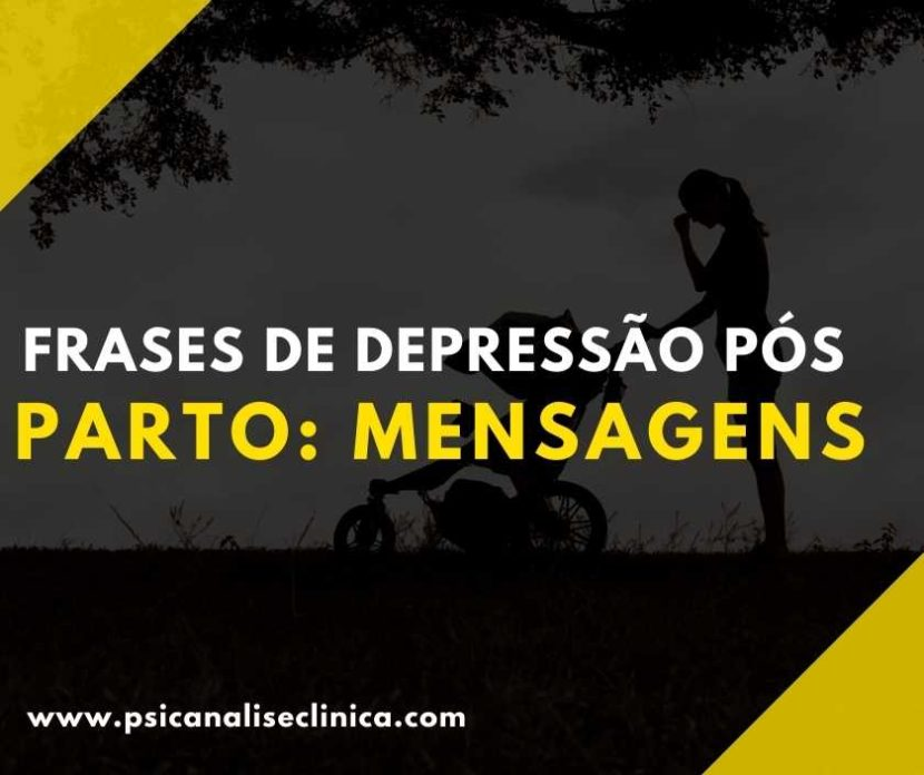 frases de depressão