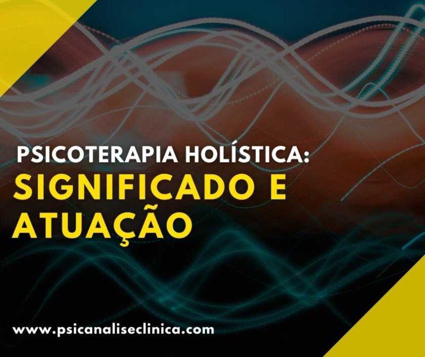 psicoterapeuta holístico