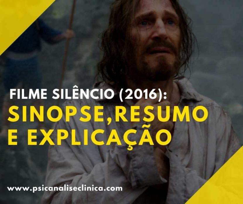 silêncio filme