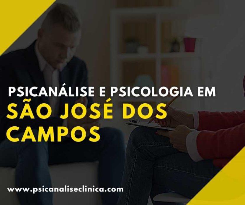 psicanalistas em São José dos Campos
