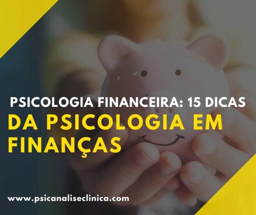 psicologia do dinheiro