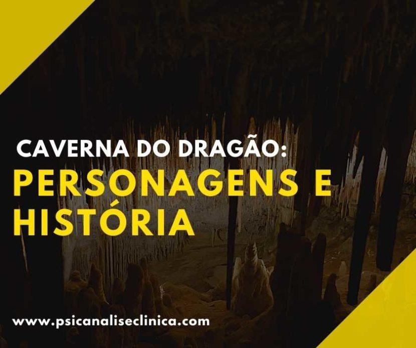 psicologia da Caverna do Dragão