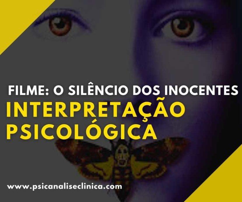 filme O Silêncio dos Inocentes