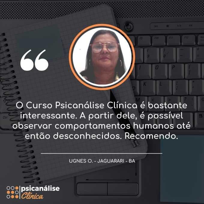 Curso Formação em Psicanálise Bahia - Ugnes