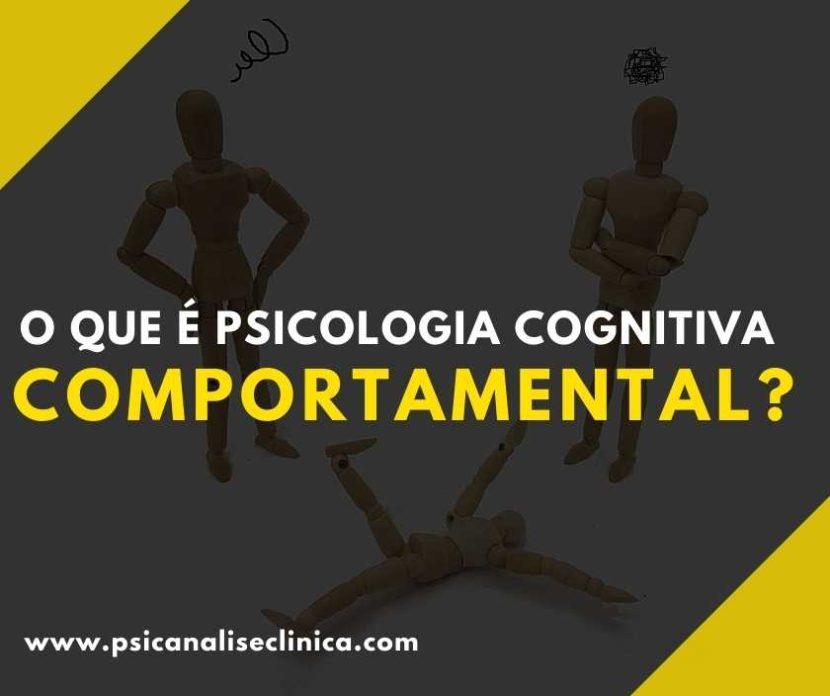 psicóloga cognitiva comportamental