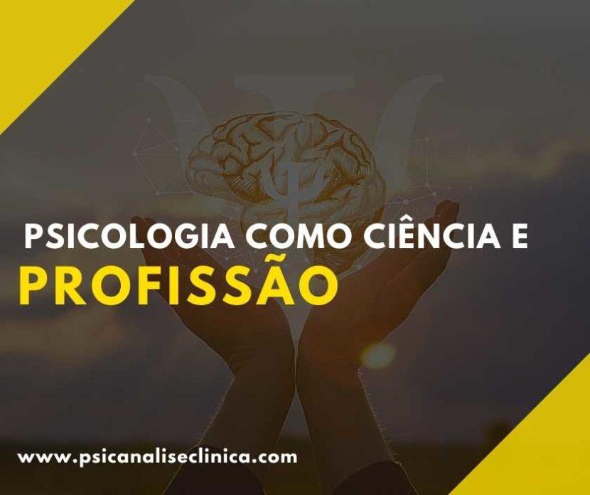 psicologia ciência e profissão resumo