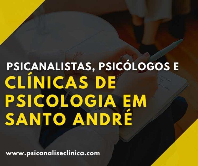 psicanalistas em Santo André
