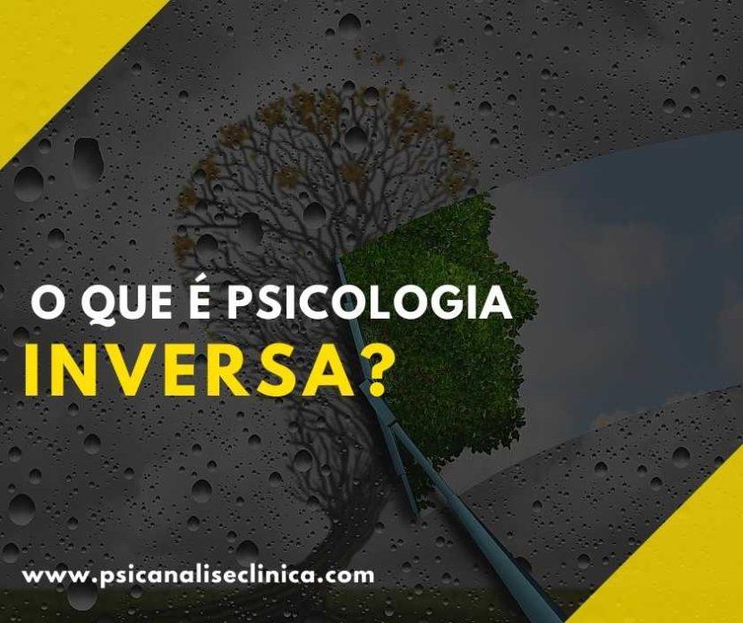 psicologia invertida