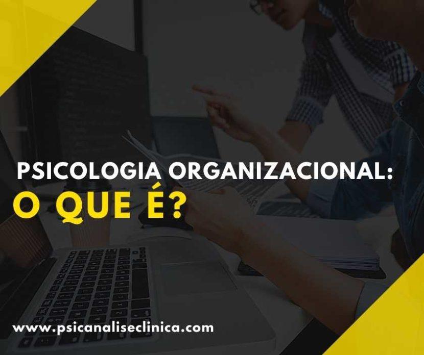 psicólogo organizacional